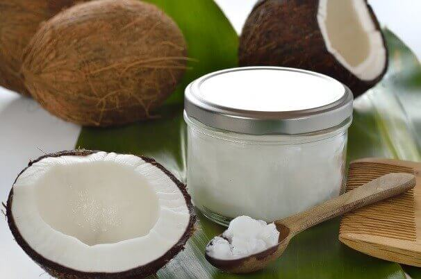 Keto Diet Food Coconut