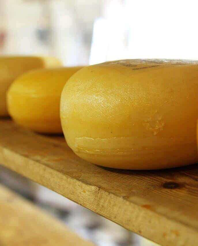 Cheese sources for a keto diet