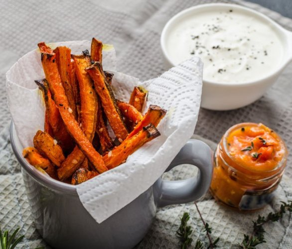 Keto fries