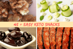 The Best Keto Diet Snacks and 9 Popcorn Substitutes