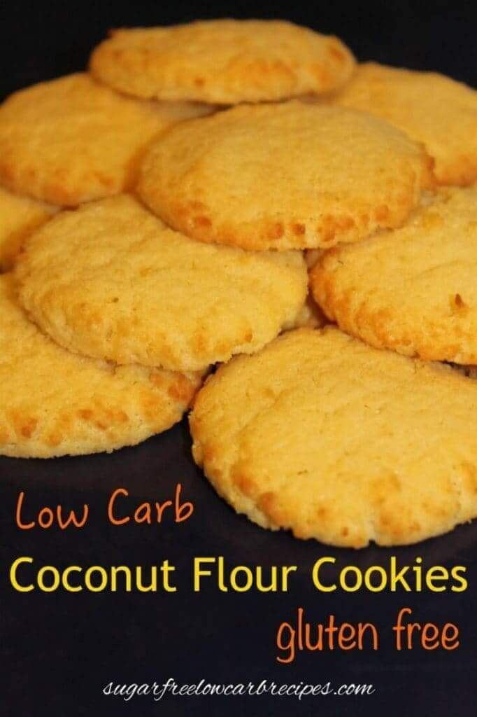 Coconut Flour Cookies
