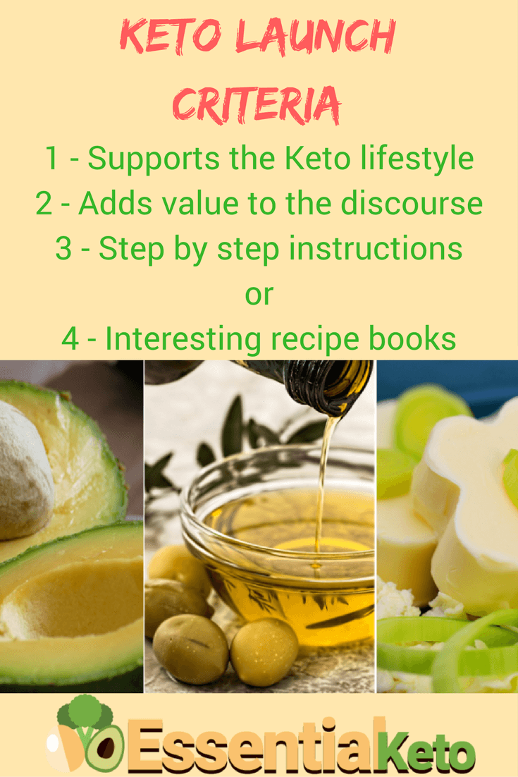Keto launch criteria