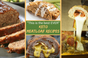 Best Keto Meatloaf Recipes