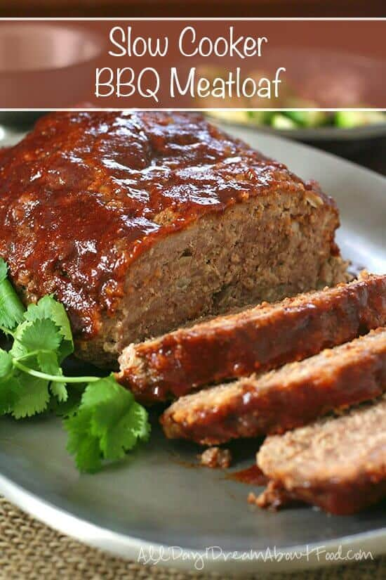 Slow Cooker Barbecue Loaf