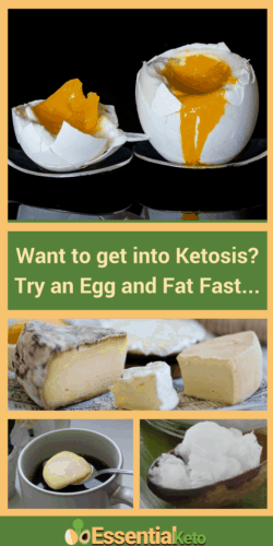 Egg and Fat Fast