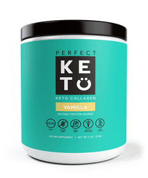 Perfect Keto - Vanilla Collagen