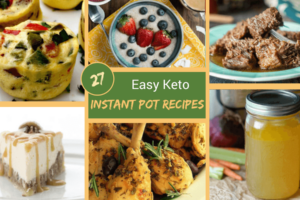 27 Keto Instant Pot Recipes