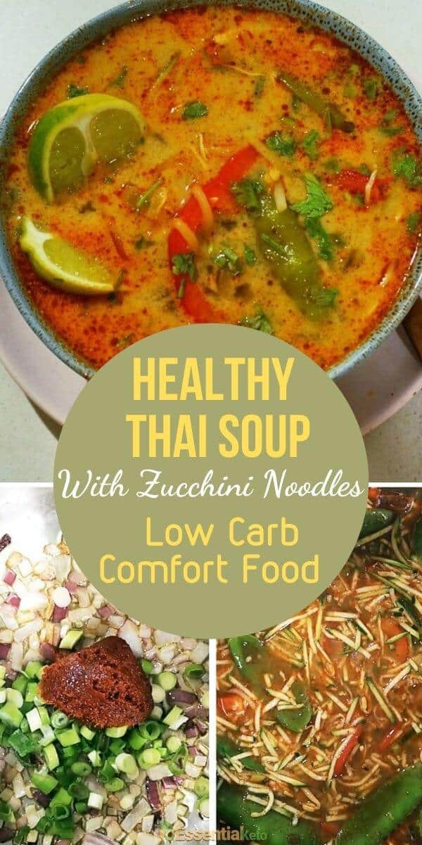 Healthy Thai Soup
