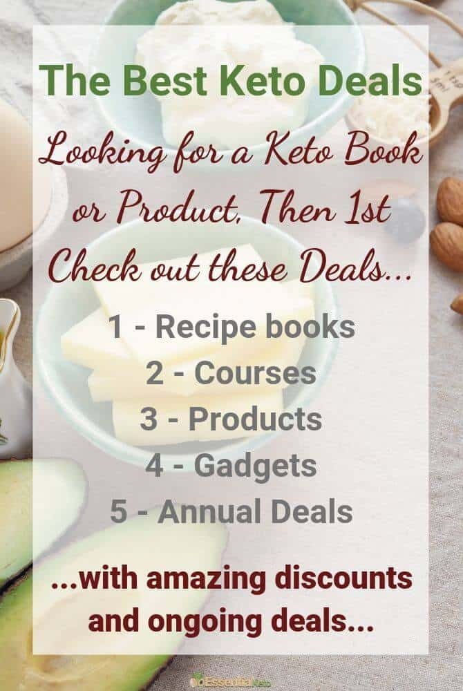 The best online deals for low carb