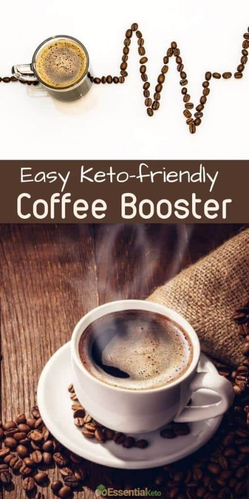 Keto-friendly Coffee Booster