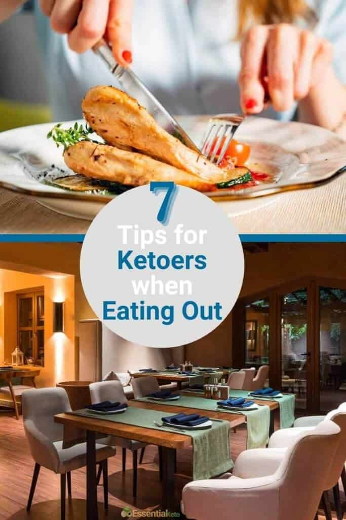 Tips for Ketoers when Eating Out